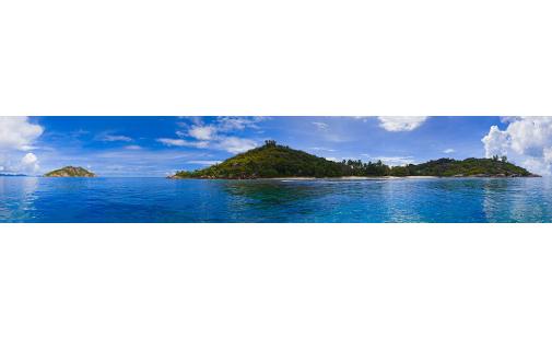 Серия Панорамы. Тропический остров (РN0024)