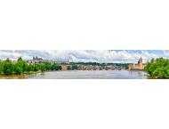 Серия Панорамы. Прага Карлов мост (РN0019)