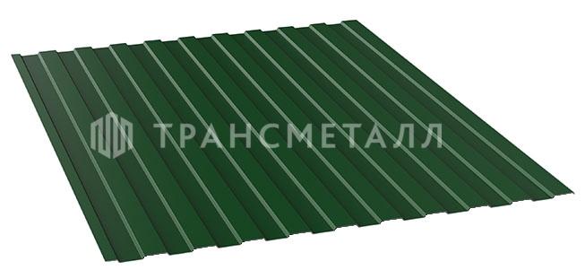 лиственно-зеленый профлист